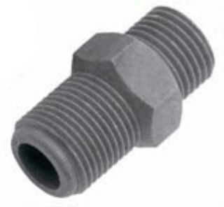 Spray Gun Disposable Adapters - GREY - CE4-GREY